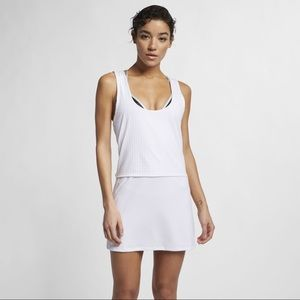 NIKE Mesh Reversible Cover-Up Dress Medium